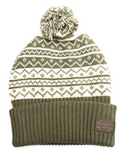 Men - Knit Beanie