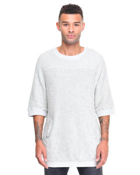 Sweatshirts - Fable Drop Shoulder S/S Sweatshirt