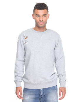 Sweatshirts - Brendan Distressed Sweatshirt