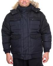 Rocawear - Hooded Bubble Jacket (B&T)