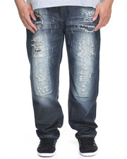 Jeans & Pants - Rip Repair Denim Jean (B&T)