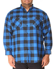 Shirts - Bison L/S Button-Down (B&T)