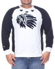 Men - Louisiana Patch Sweatshirt (B&T)