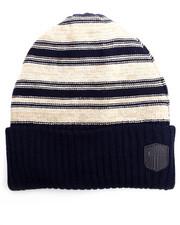Men - Stripe Knit Beanie