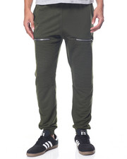 Men - Moto Sweatpant with Zipper Detail