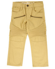 Pants - TWILL MOTO PANTS (4-7)