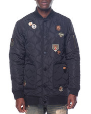 Heavy Coats - Alpha Quilted Jacket