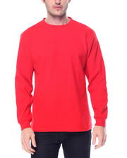 Men - Basic Heavy - Gauge L/S Thermal
