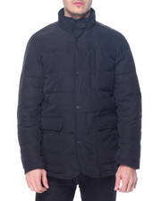 Sean John - S J Heavy Quilted Jacket