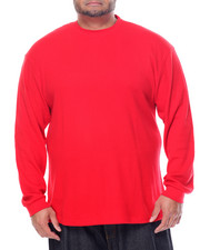 Men - Basic Heavy - Gauge L/S Thermal (B&T)