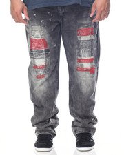 Jeans & Pants - Zig Zag Denim Jean (B&T)