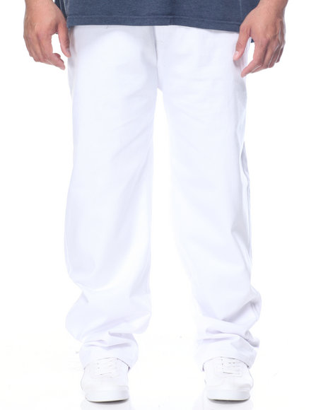 Basic Essentials - 5- Pocket Raw Denim Jeans (B&T)