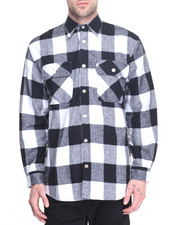 DRJ Army/Navy Shop - Rothco Extra Heavyweight Buffalo Plaid Flannel Shirts-1946597