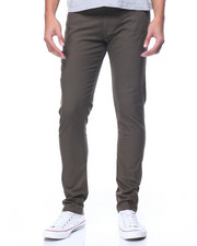 Men - Stretch Fabric Pants