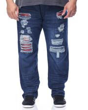 Men - Enyce Distressed Denim Jeans (B&T)
