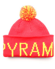 Men - P Y R A M I D Pom Skully