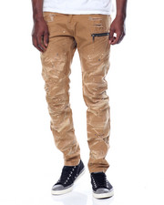 Jeans & Pants - Canvas Moto Pant