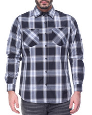 Akademiks - Broome L/S Button-Down