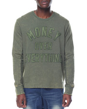 Men - Money Over L/S T-Shirt