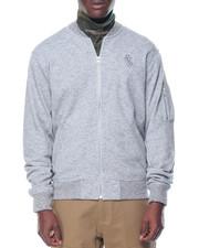 Men - DMND Fleece Bomber Jacket