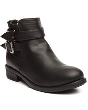 Boots - Miles Chelsea Boot w/Double Buckle