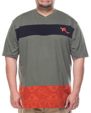 Rocawear - Guadalupe S/S Knit Tee (B&T)