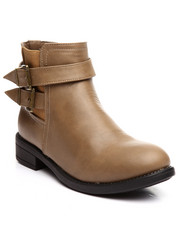 Footwear - Miles Chelsea Boot w/Double Buckle