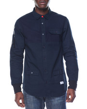 Button-downs - Letterman L/S Button - Down