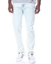 Buyers Picks - Wipe Wash Slim - Straight Denim Jeans