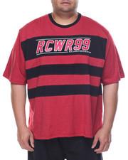 Rocawear - Roc Steady S/S Crew Tee (B&T)
