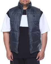 Outerwear - Outback Padded Bubble Vest (B&T)