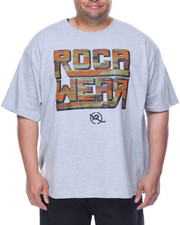 Rocawear - Roc Zone S/S Tee (B&T)