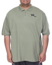 Rocawear - RW Badge Polo (B&T)