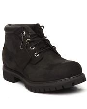 Boots - Waterproof Nubuck Chukka