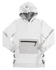 Hoodies - Tech Fleece Pullover Hoodie (8-20)-2076335