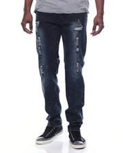 Jeans - Slashed Flex Jean