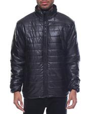 Basic Essentials - Basic Quilted Nylon Jacket