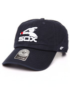 Chicago White Sox Cooperstown Clean Up 47 Strapback Cap