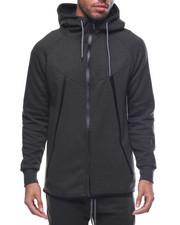 Basic Essentials - Tech Fleece Full - Zip Hoodie-2077332