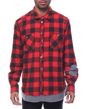 Button-downs - Butcher Flannel L/S Button-down