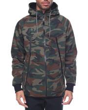 The Camper - Tech Fleece Full - Zip Hoodie-2077593