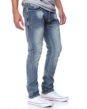 Men - Monarchy Clean - Pocket Denim Jeans