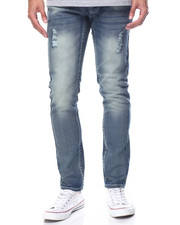 Men - Monarchy Flap - Pocket Denim Jeans