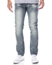 Men - Monarchy All - Over Blast Clean - Pocket Denim Jeans