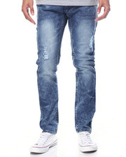 Men - Monarchy Cloud - Wash Clean - Pocket Denim Jeans
