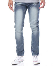 Men - Monarchy Clean - Pocket Cloud - Wash Denim Jeans