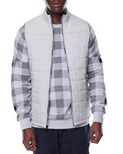 Outerwear - Sideline Quilted Vest