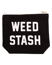 Buyers Picks - WEED STASH ZIP POUCH