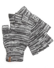 Gloves & Scarves - SPACE DYE CUTOFF GLOVES