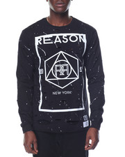 Men - KINGSTON DESTROYED L/S TEE